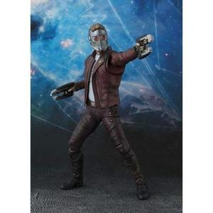 TAMASHII NATIONS Bandai S.H. Figuarts Star-Lord & Explosion Set Guardians of The Galaxy Vol. 2