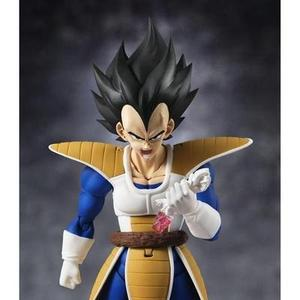 TAMASHII NATIONS Bandai S.H. Figuarts Vegeta Dragon Ball Z Action Figure -Action Figure-My Hero Booth