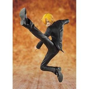 TAMASHII NATIONS Figuartszero Black Leg Sanji Onepiece, BAS57024 -Action Figure-My Hero Booth