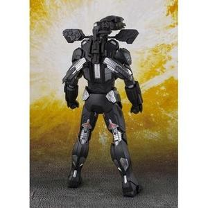 "TAMASHII NATIONS S.H. Figuarts War Machine MK-4 ""Avengers: Infinity War -Action Figure : My Hero Booth"