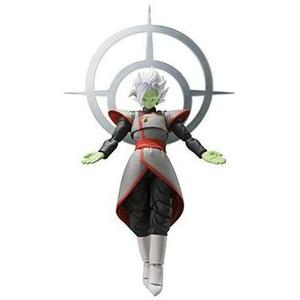 TAMASHII NATIONS S.H. Figuarts Zamasu (Potara Ver.) Dragon Ball Super, Multi -Action Figure-My Hero Booth