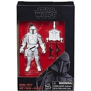 The Black Series Boba Fett (Prototype) Action Figure 3.75 Inches-My Hero Booth