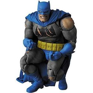 The Dark Knight Returns: Triumphant Batman Mafex Action Figure, Multicolor-My Hero Booth