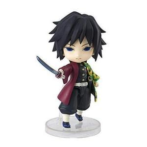 Tomioka Giyu-Mizubashira Demon Slayer, Bandai Spirits Figuarts Mini-My Hero Booth