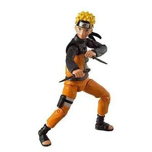 Toynami Naruto Shippuden 4-Inch Poseable Action Figure Series 1 Naruto Action Figure | My Hero Booth