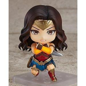 Ultra Good Smile Wonder Woman Movie Hero's Edition Nendoroid Action Figure -Action Figure | My Hero Booth