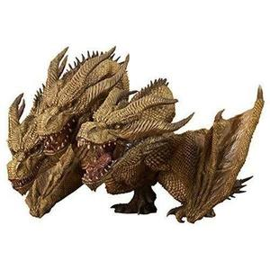 X-PLUS Godzilla 2019: King Ghidorah Defo Real Soft Vinyl Statue | My Hero Booth