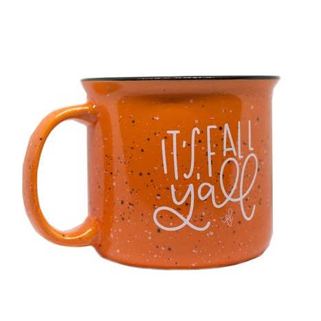 It's Fall Y'All Campfire Mug
