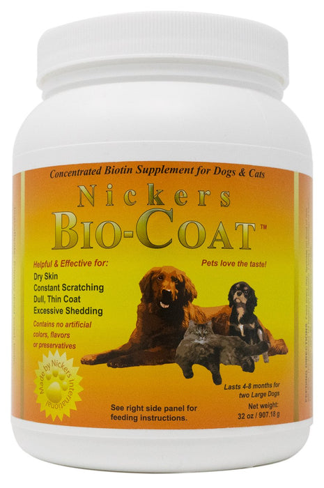 Nickers International: Bio-Coat 32 oz