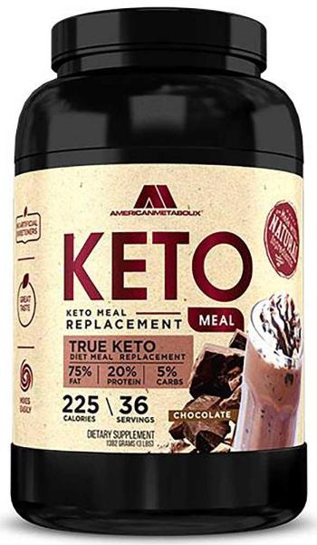 American Metabolix Keto Meal Chocolate