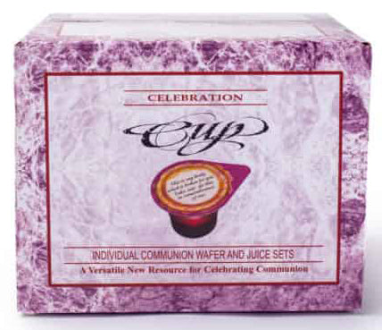 Celebration Prefilled Communion Cups (100 count)