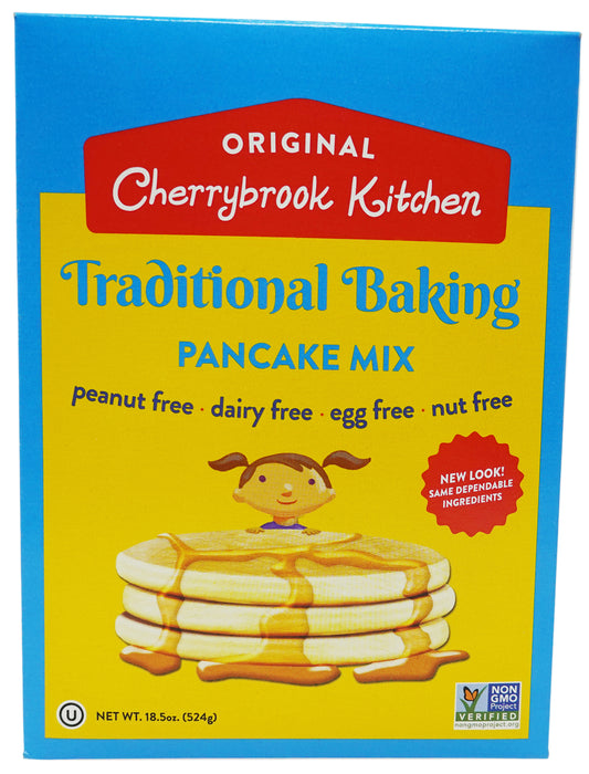 Cherrybrook Kitchen Original Traditional Baking Pancake Mix (6 Pack)