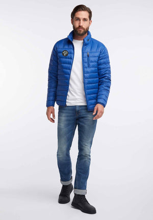 PT LIGHTWEIGHT DOWN JACKET WIND AND WATER-REPELLENT MEN (only Europe)