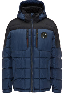 PT MEN'S WINTER QUILTED JACKET