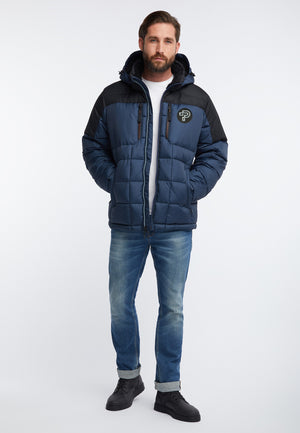 PT MEN'S WINTER QUILTED JACKET (only europe)