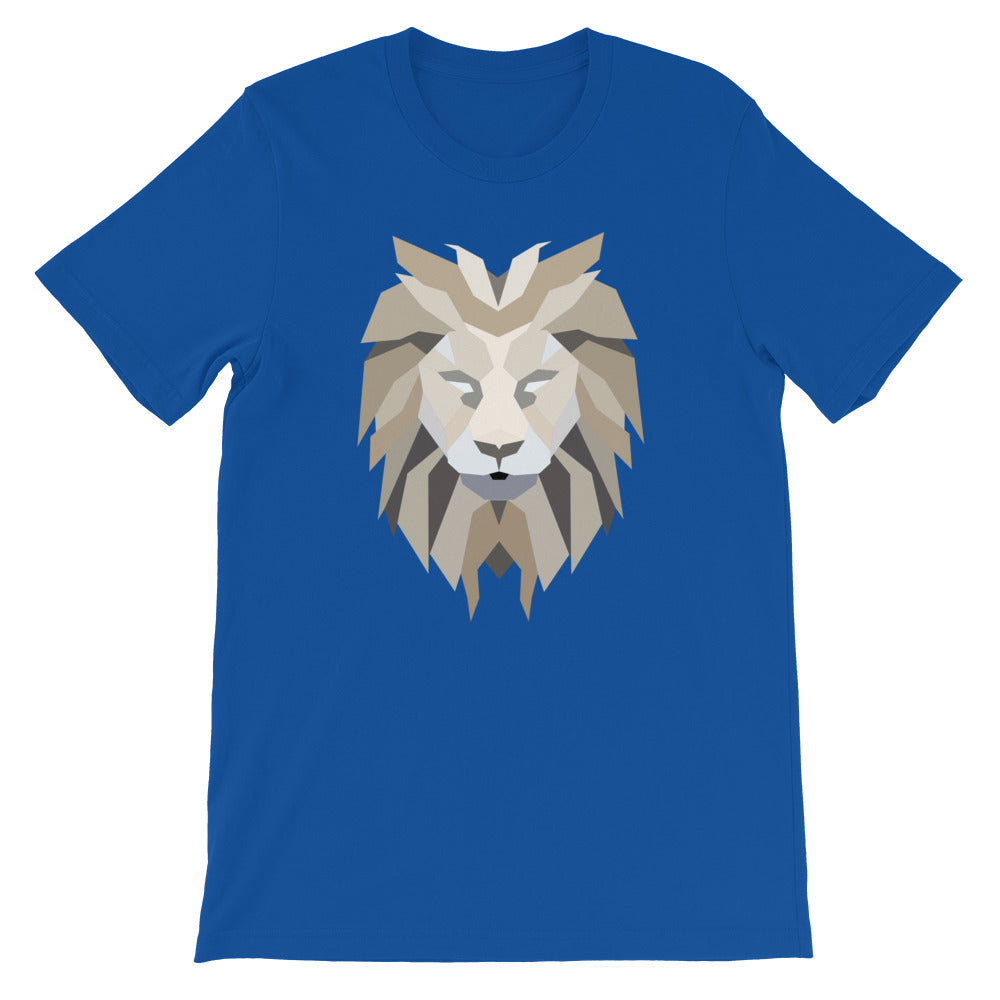 PT Lion White Short-Sleeve Unisex T-Shirt (Eco)