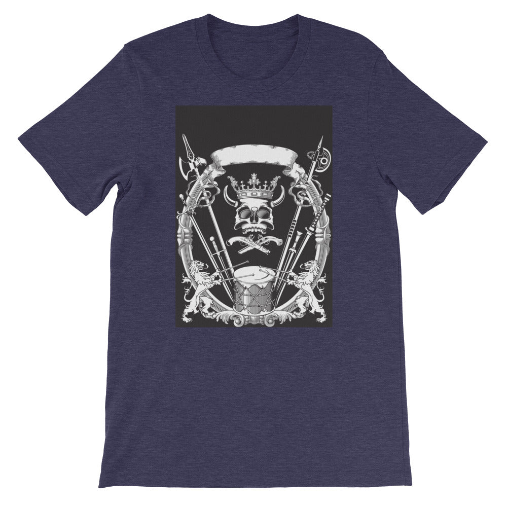 Skull King Short-Sleeve Unisex T-Shirt (Eco)