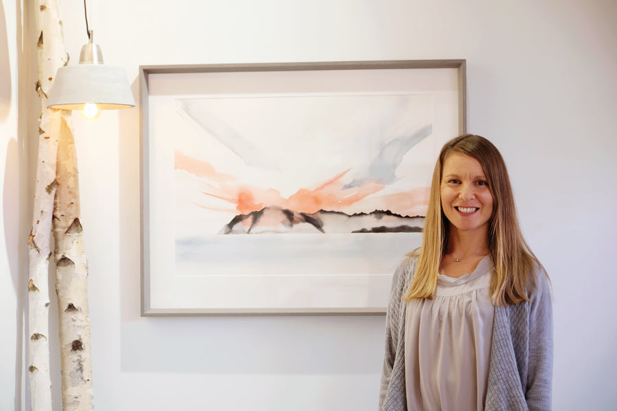 ART HOUSE pop up: Sophie Melville at Wilson & Dorset, Wanaka