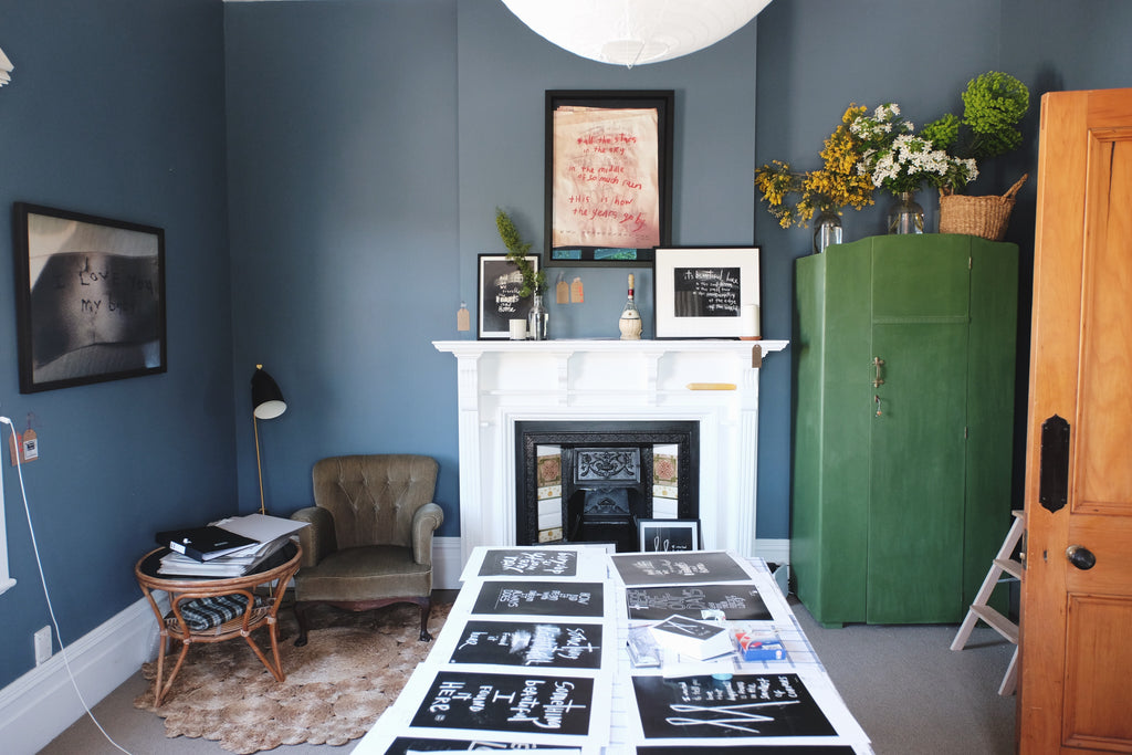 Studio Home ART HOUSE #1: Fleur Wickes
