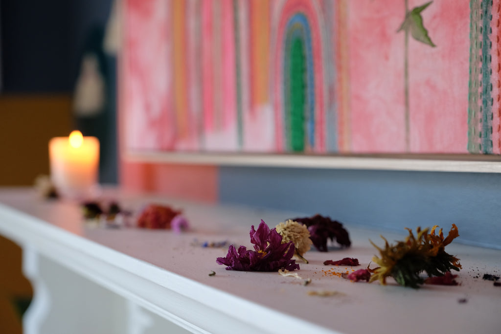 Fleur Woods ART HOUSE and Workshop hosted by Studio Home