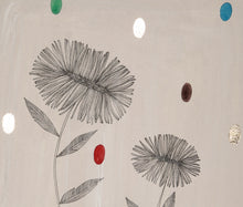 "Load image into Gallery viewer, ""Gold Daisies I"" by Annie Smits Sandano"