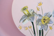 "Load image into Gallery viewer, ""Daffy's 3"" by Wendy Matenga"