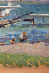 """Float Plane"" by Stacey Gledhill"
