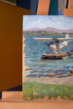 "Load image into Gallery viewer, ""Float Plane"" by Stacey Gledhill"