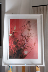 """Wildflowers"" by Stacey Weaver - Limited Edition Fine Art Print. Available exclusively online at Studio Home ART HOUSE / home of exciting New Zealand Art"