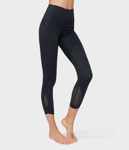 Manduka - Solite Mesh Ankle Legging - Women