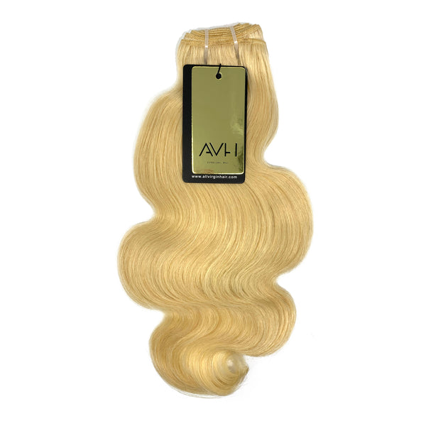 Virgin Eurasian Body Wave Blonde - AVH