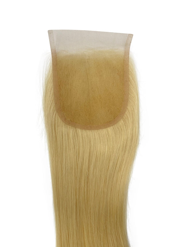 Eurasian Blonde Lace Closures - AVH