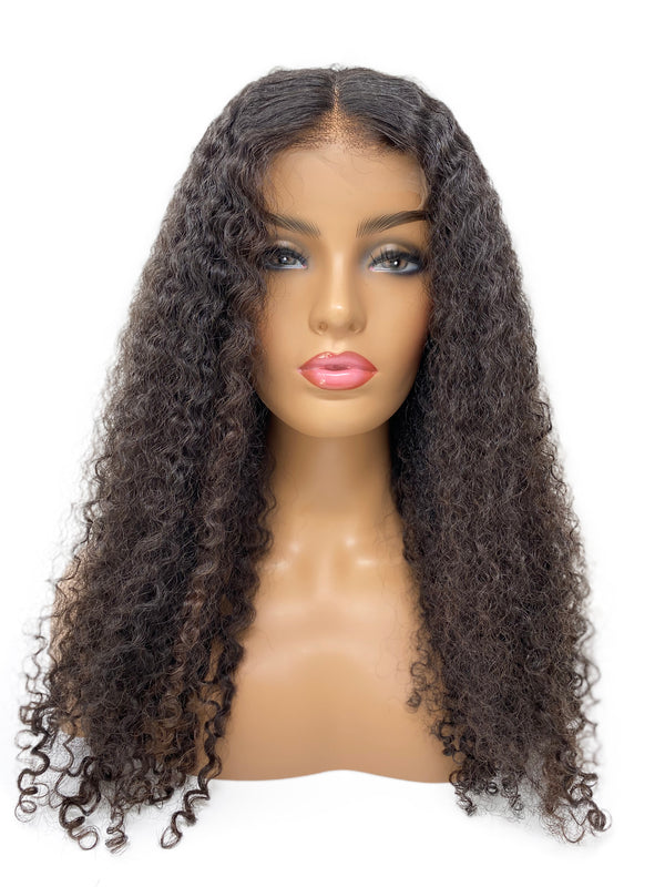 PURE CURL CLOSURE WIG UNIT - AVH