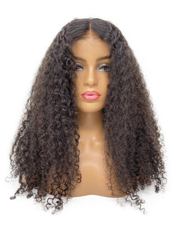 Pure Tight Curl Closure Unit Wig - AVH