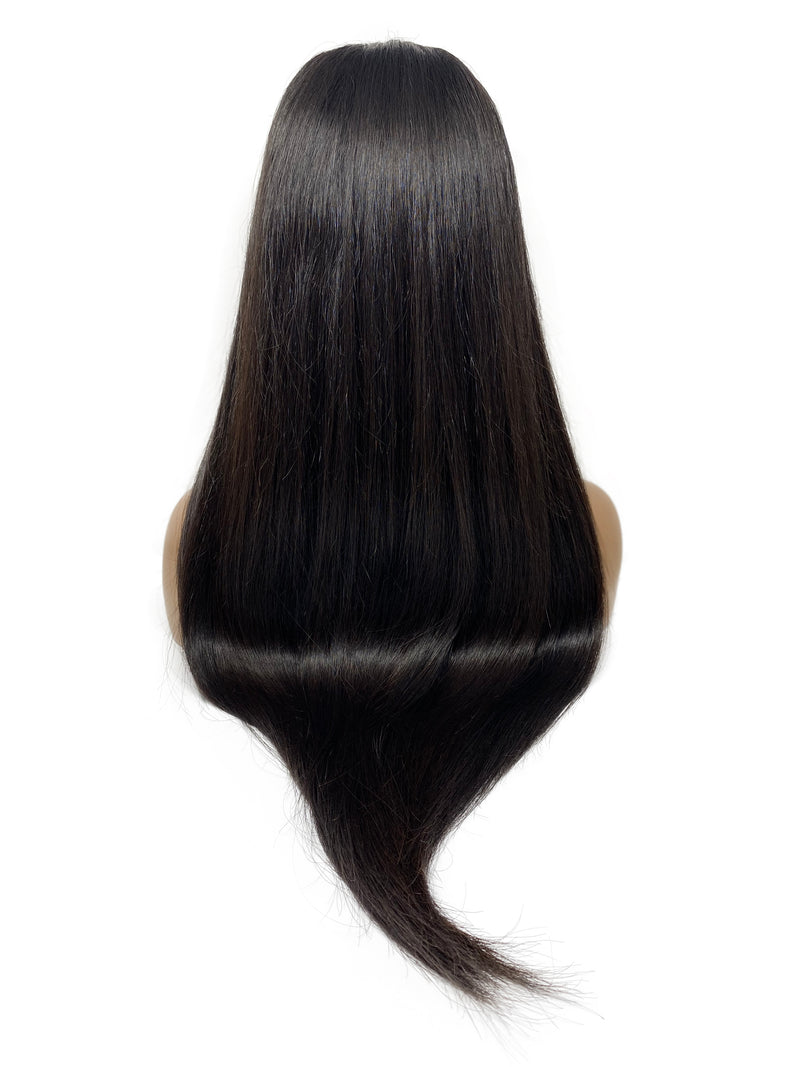 PURE STRAIGHT CLOSURE WIG UNIT - AVH
