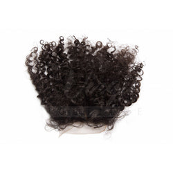 Kinky Curly Silk Closure - AVH