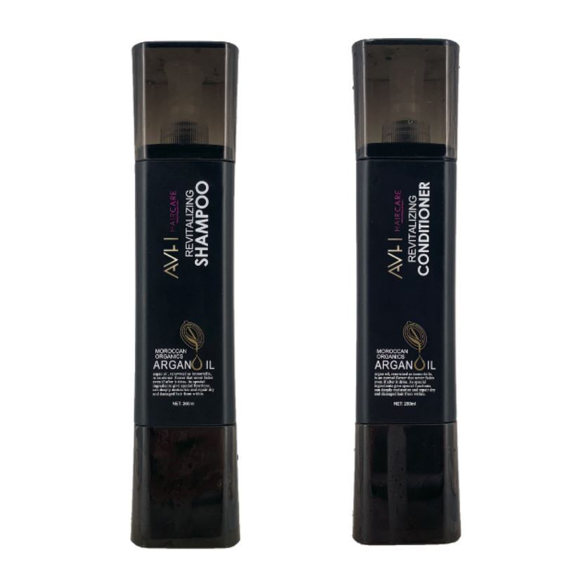 Free Gift: Small Shampoo + Conditioner