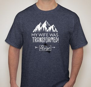 Arise Transformed Wife T-Shirt - Men's