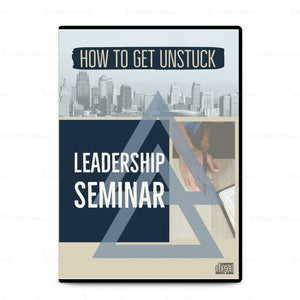 Leadership Seminar - Individual MP3 Downloadable Sessions