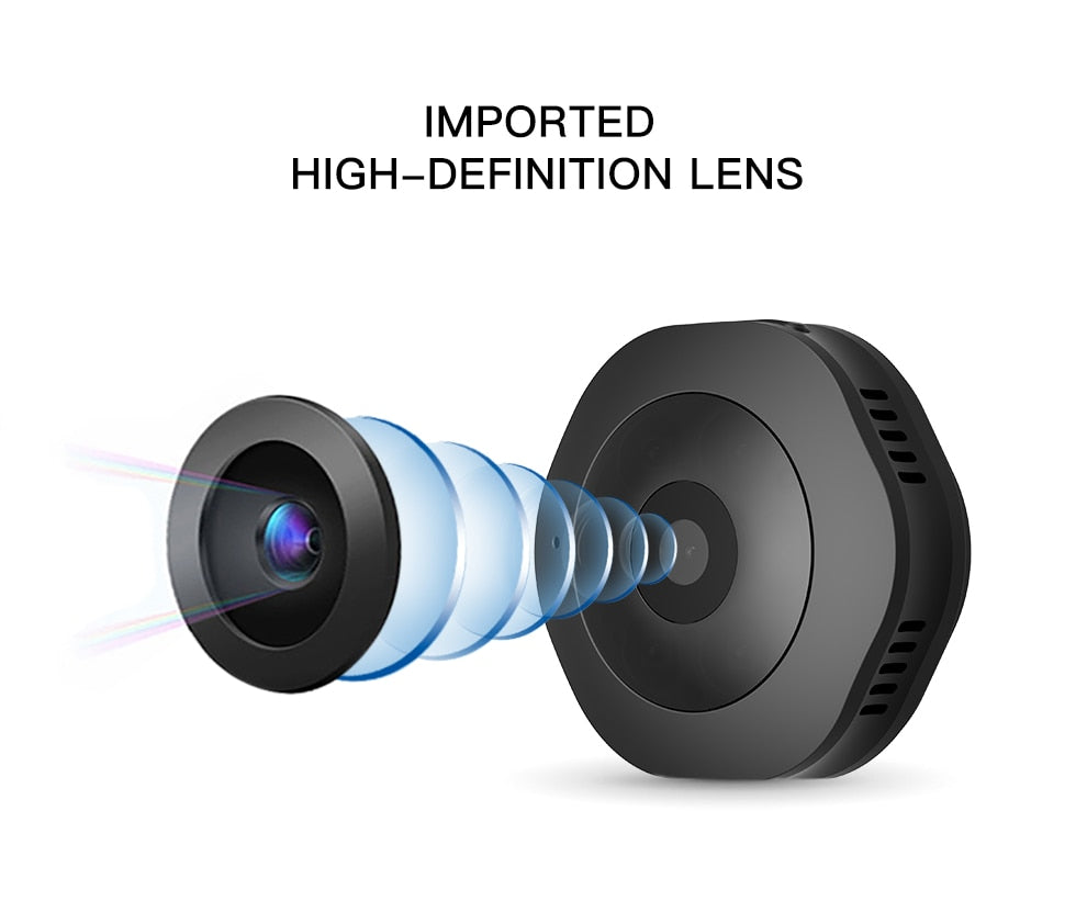 X10 Mini Camera Surveillance HD