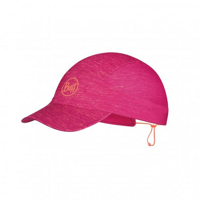 Buff Pack Run Cap - R-Pink Htr