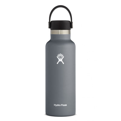 Hydro Flask Vacuum Insulated Flask Standard Mouth Flex Cap 18OZ