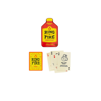 Ridley's Games Ring of Fire - Beer-Proof Playing Cards