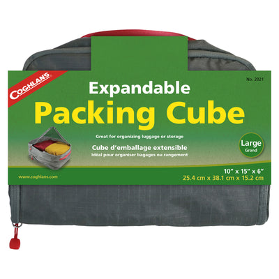 Coghlan's Expandable Packing Cube - Large