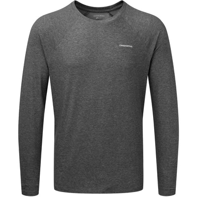 Craghoppers Men's Bayame NosiLife Long-Sleeve Tee