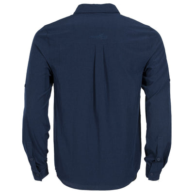 First Ascent Men's Coolstretch Long-Sleeve Shirt