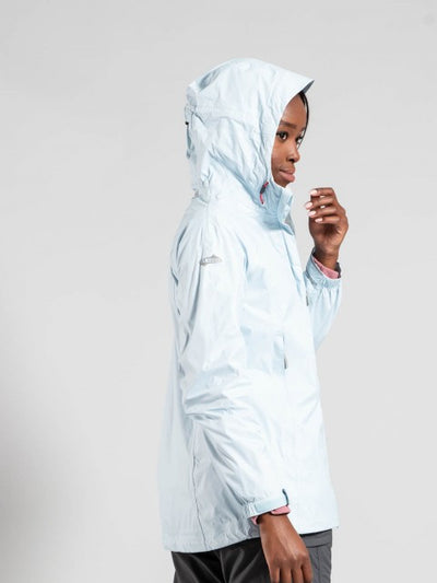 First Ascent Ladies Submerge Rain Jacket