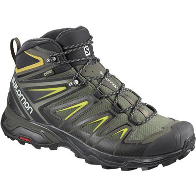 Salomon Men's X Ultra 3 Mid GTX
