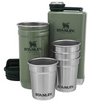 Stanley Nesting Shotglass + Flask Set