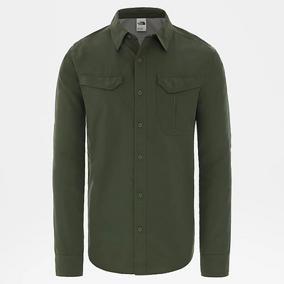 The North Face Men's Sequoia Long-Sleeve Shirt